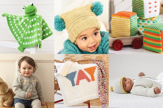Baby Bib with Elephant Appliqué Crochet Pattern | Etsy | 413x620