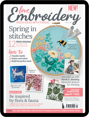 Love Embroidery Digital Issue