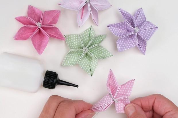 Origami Rose (Jo Nakashima) - YouTube   413x620