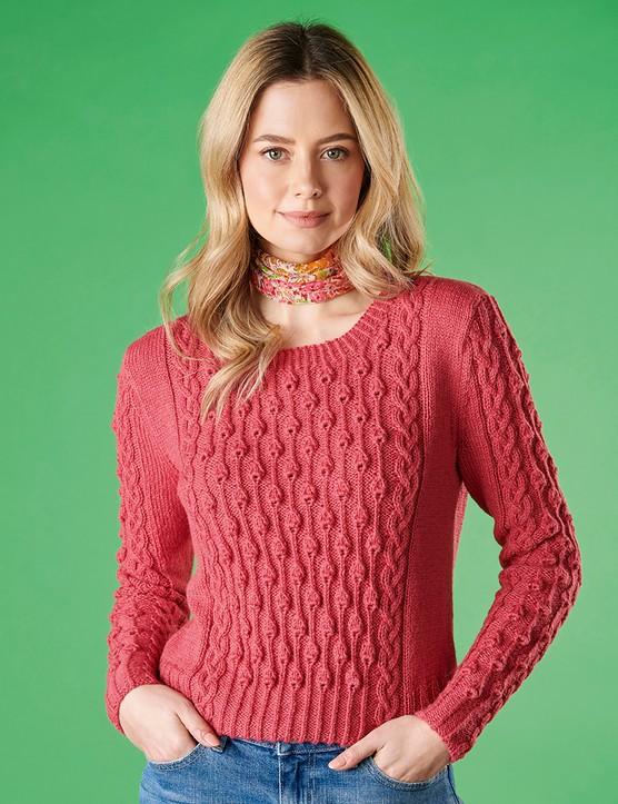 The Knitter 163 jumper