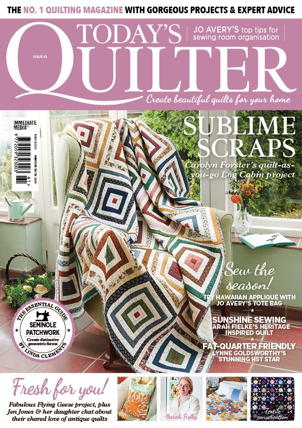 Today's Quilter issue 61