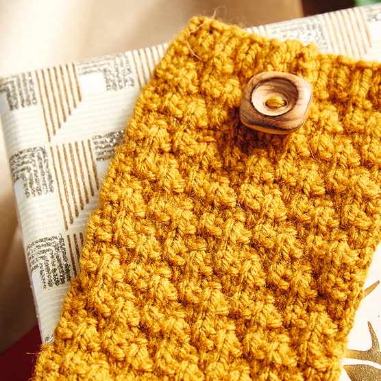 phone cover knitting pattern main