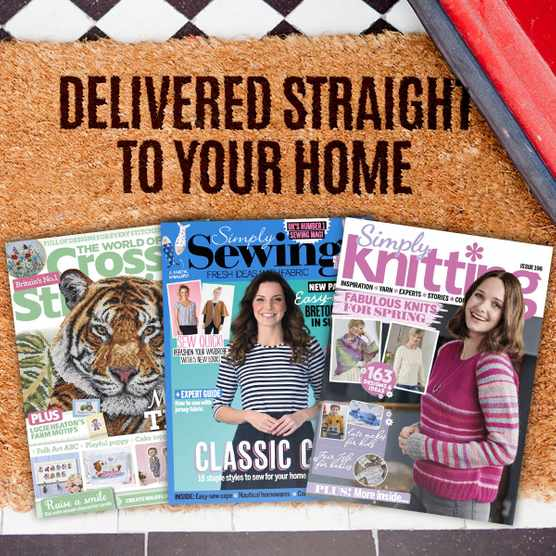 Craft magazines subscription