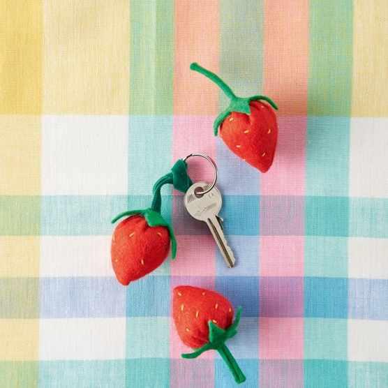 DIY Wimbledon strawberries