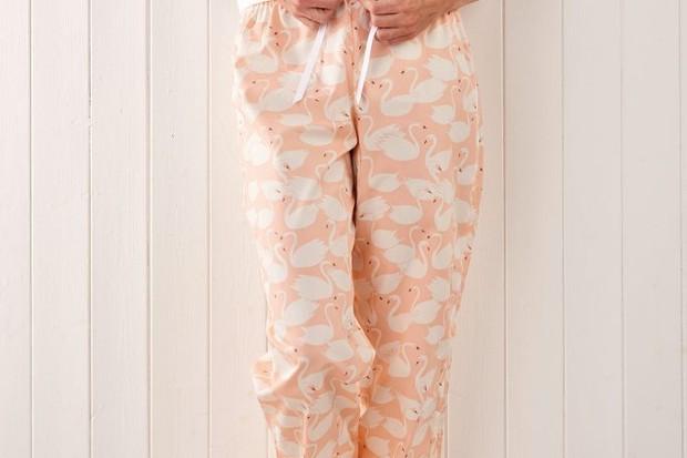 How to make pyjama bottoms