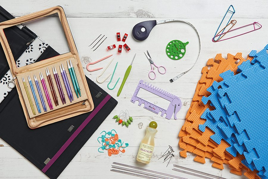 Knitting starter kits and essentials for beginners: everything you need to start