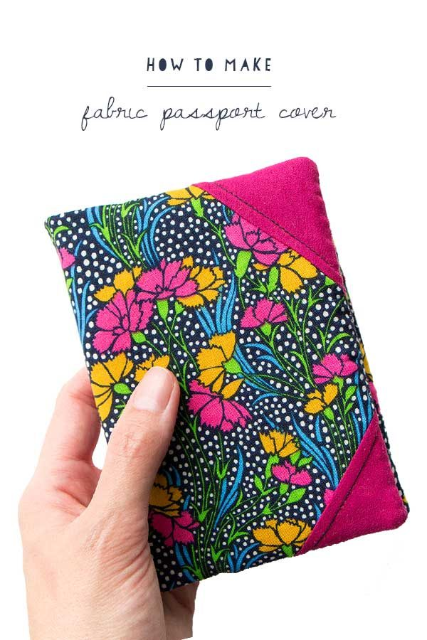 12. Liberty passport cover pattern