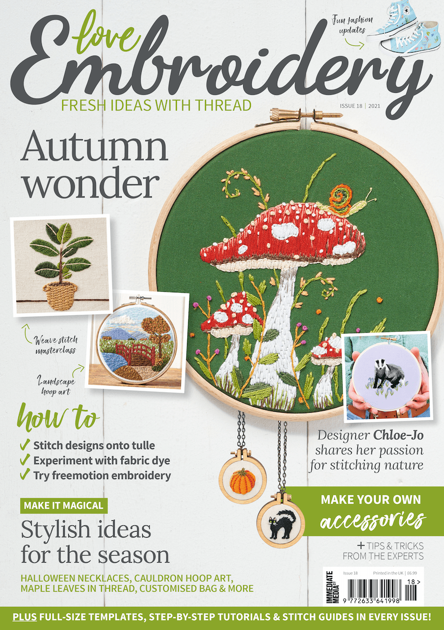 Love Embroidery issue 18