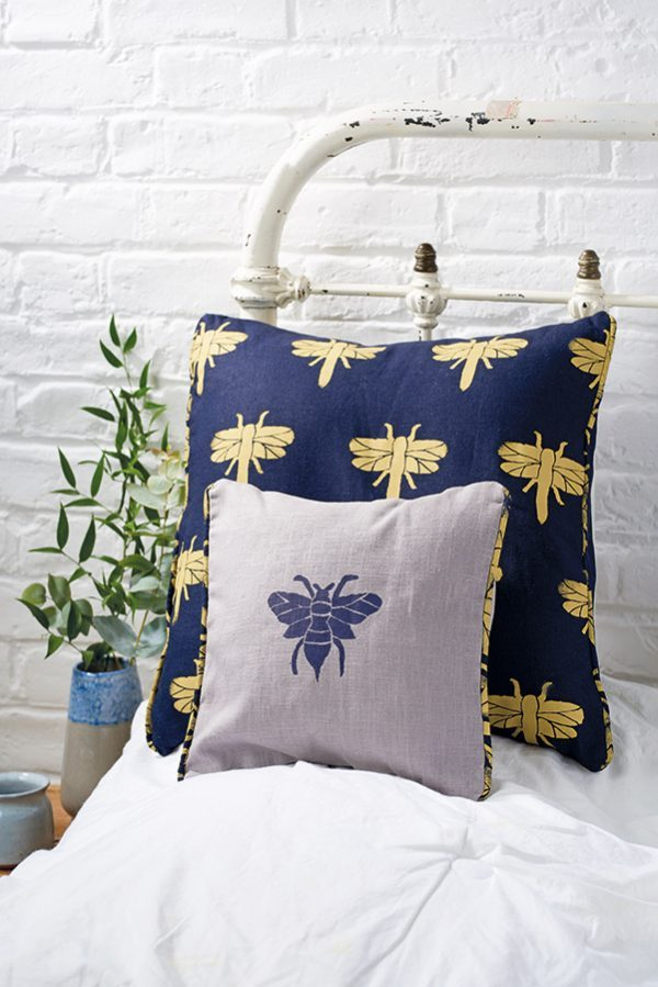 Screen printing tutorial - DIY cushion