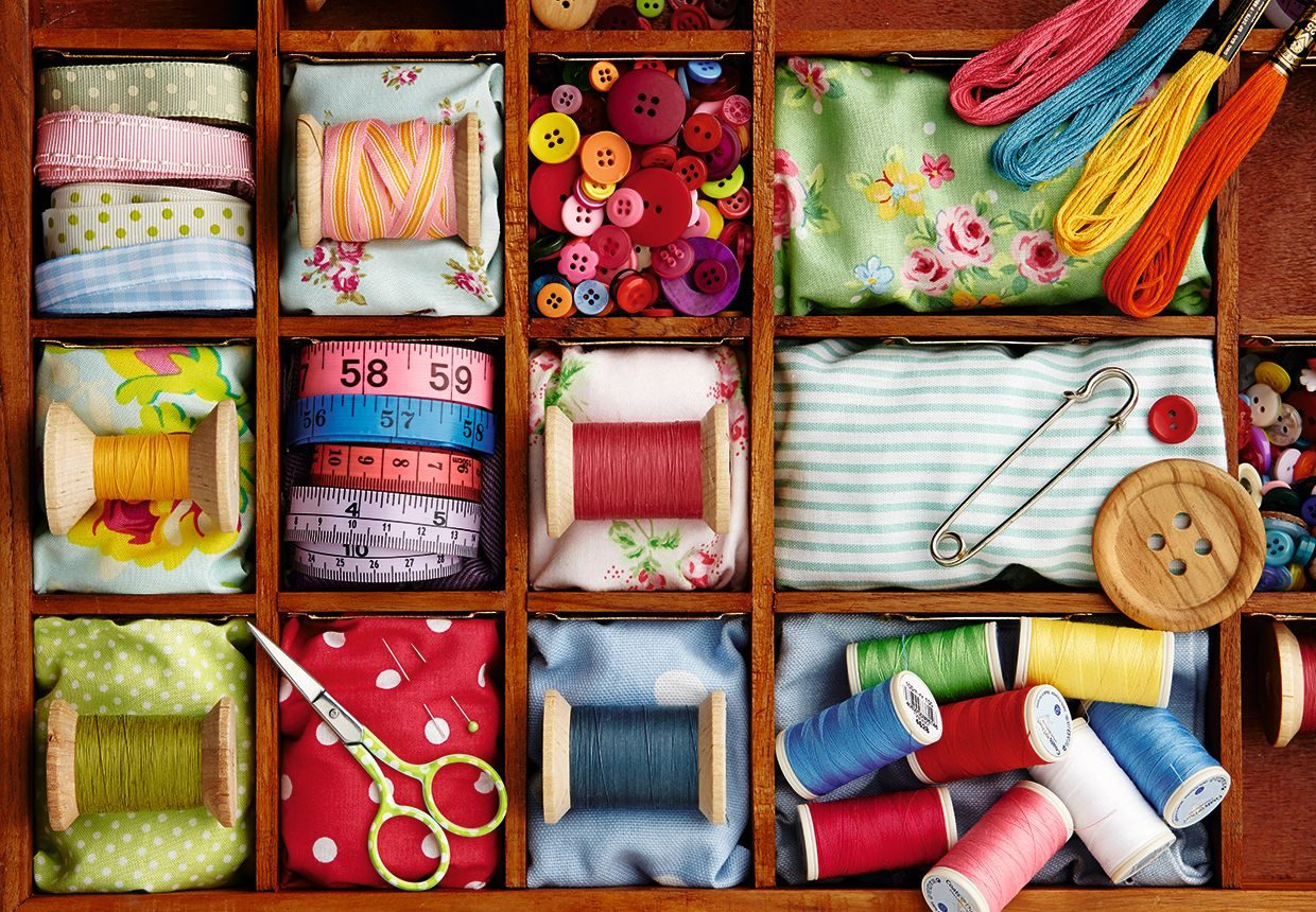 CRAFTS & SEWING - cover