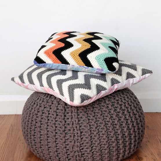 ripple crochet pattern