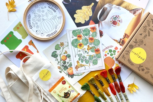 21 Best Uk Craft Subscription Boxes Gathered