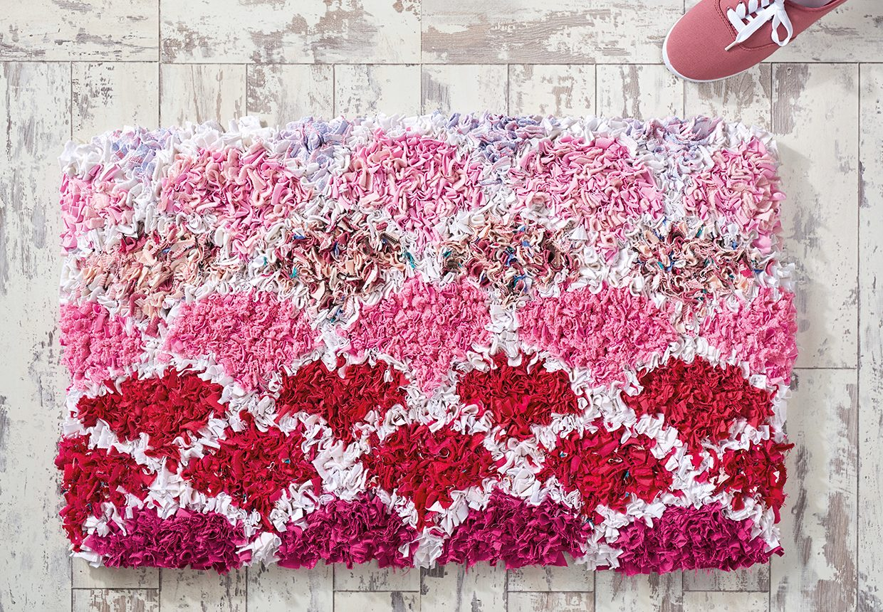 How to make a rag rug – everything you need to know