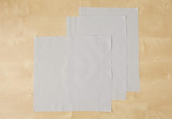 Comment faire une housse de coussin enveloppe