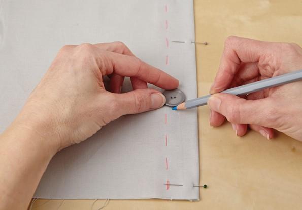 Comment faire une housse de coussin