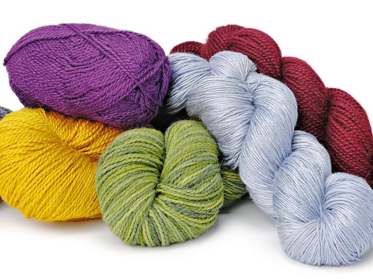Win 10 Worth Of Knitting Goodies Gathered