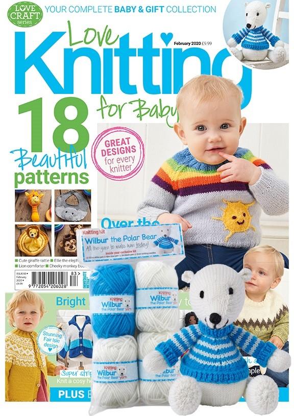 Love Knitting for Baby February 2020