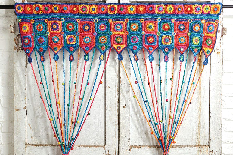 Top home decor crochet patterns