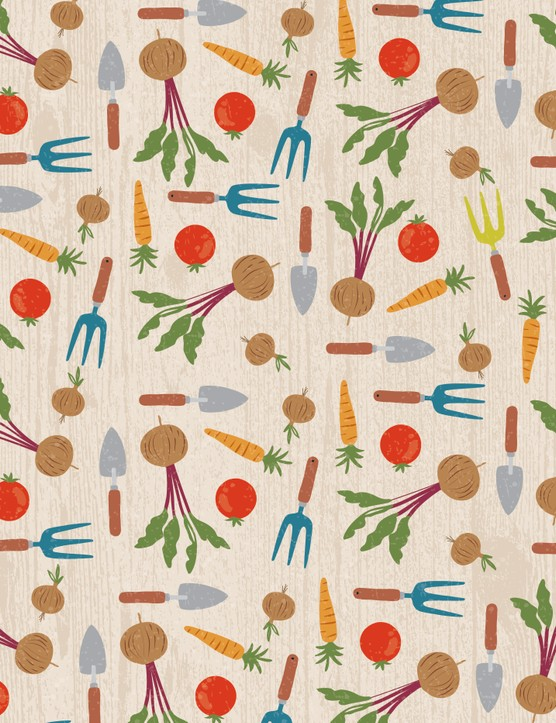 Vegetable patch printables 2