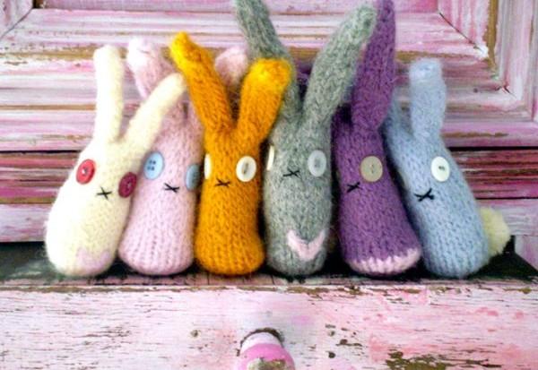 53 easy Easter knitting patterns