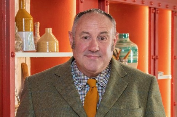 Meet Keith Brymer Jones from The Great Pottery Throw Down