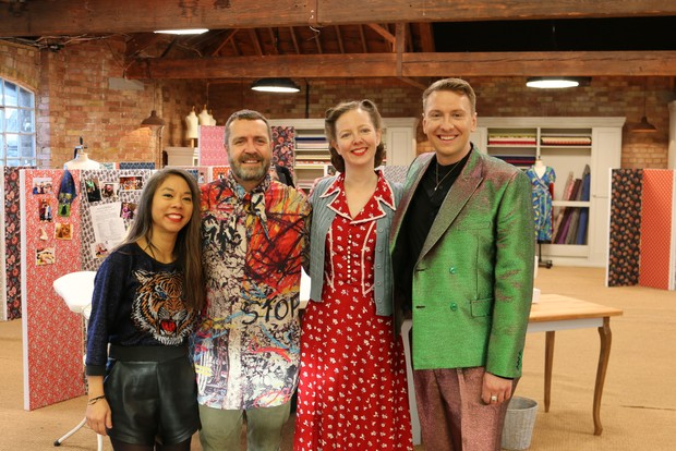 great british sewing bee - photo #8