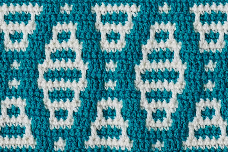 How to do Mosaic Crochet