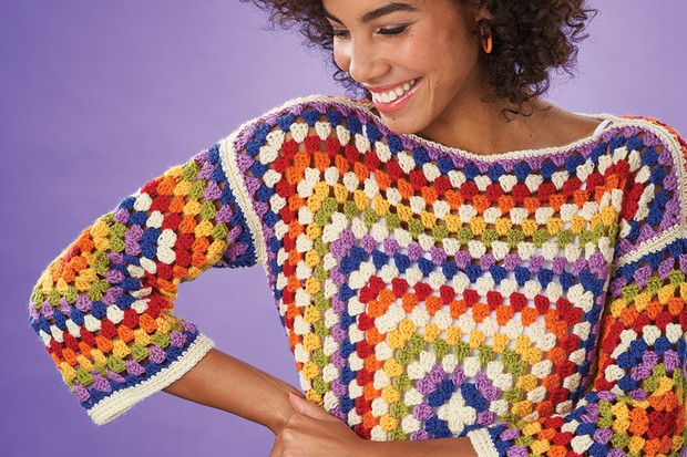 30 of the Best Granny Square Projects