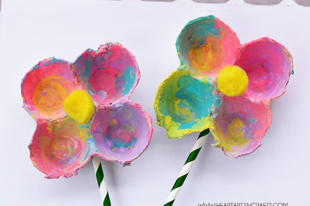 28 Craft Ideas For Toddlers 2 And 3 Year Olds Gathered