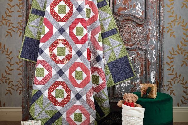 Classic quilt pattern