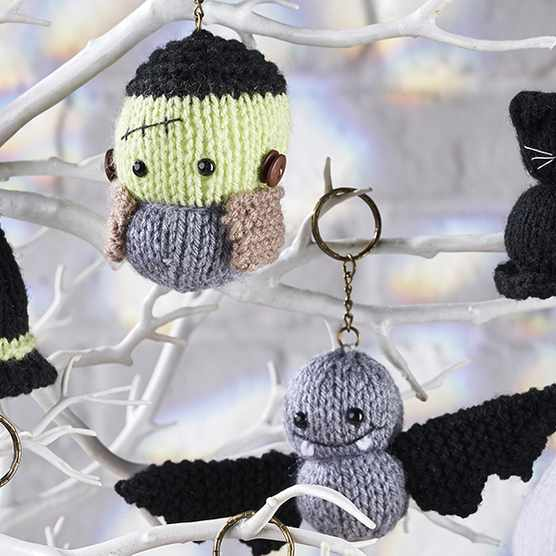 Halloween knitting patterns free