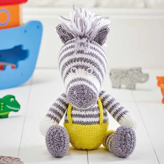 Baby knits, Love Knitting for Baby Christmas, zebra toy