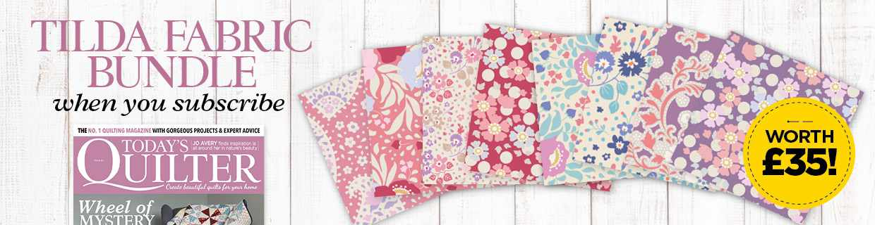 Subscribe to Today's Quilter