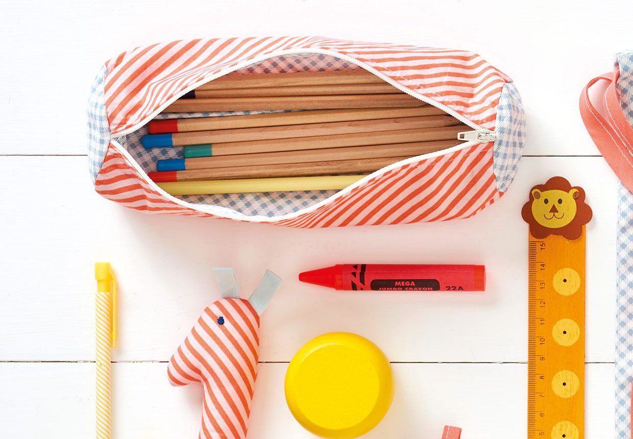 18. How to make a pencil case