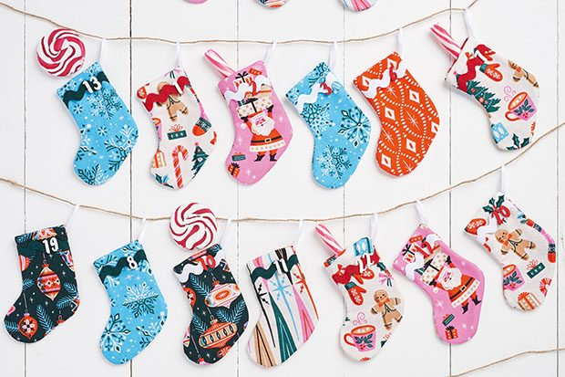 Top 50 Christmas craft projects