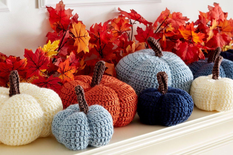 Top 10 free autumn crochet patterns