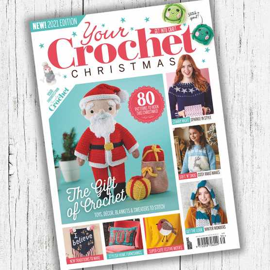 Your Crochet Christmas cover