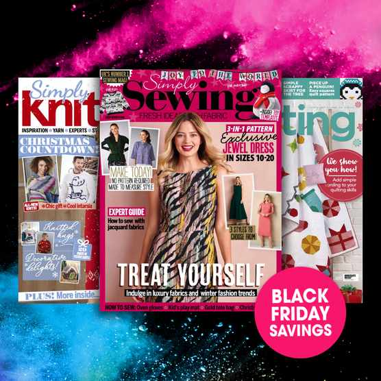 Black Friday Magazine Deals