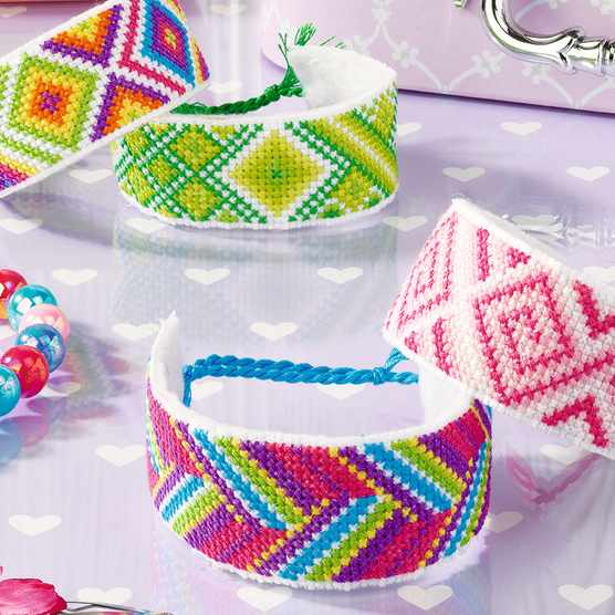 how to make a friendship bracelet durene