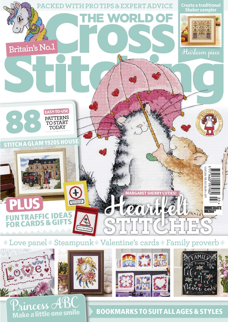 The World of Cross Stitching issue 303