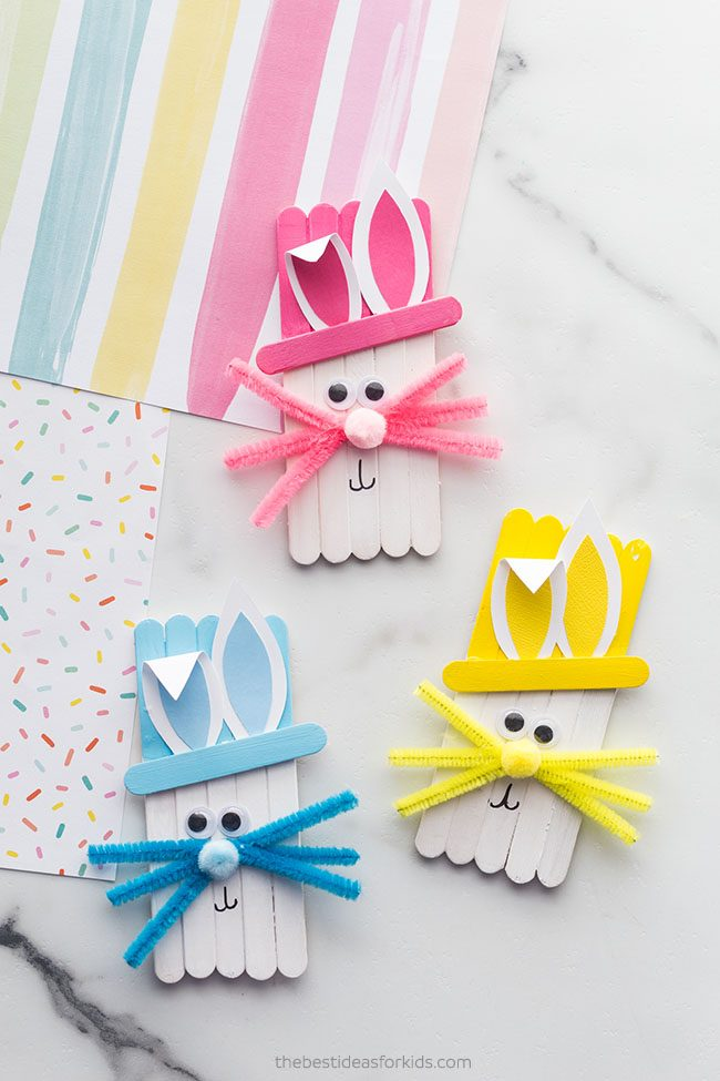 33 popsicle stick crafts