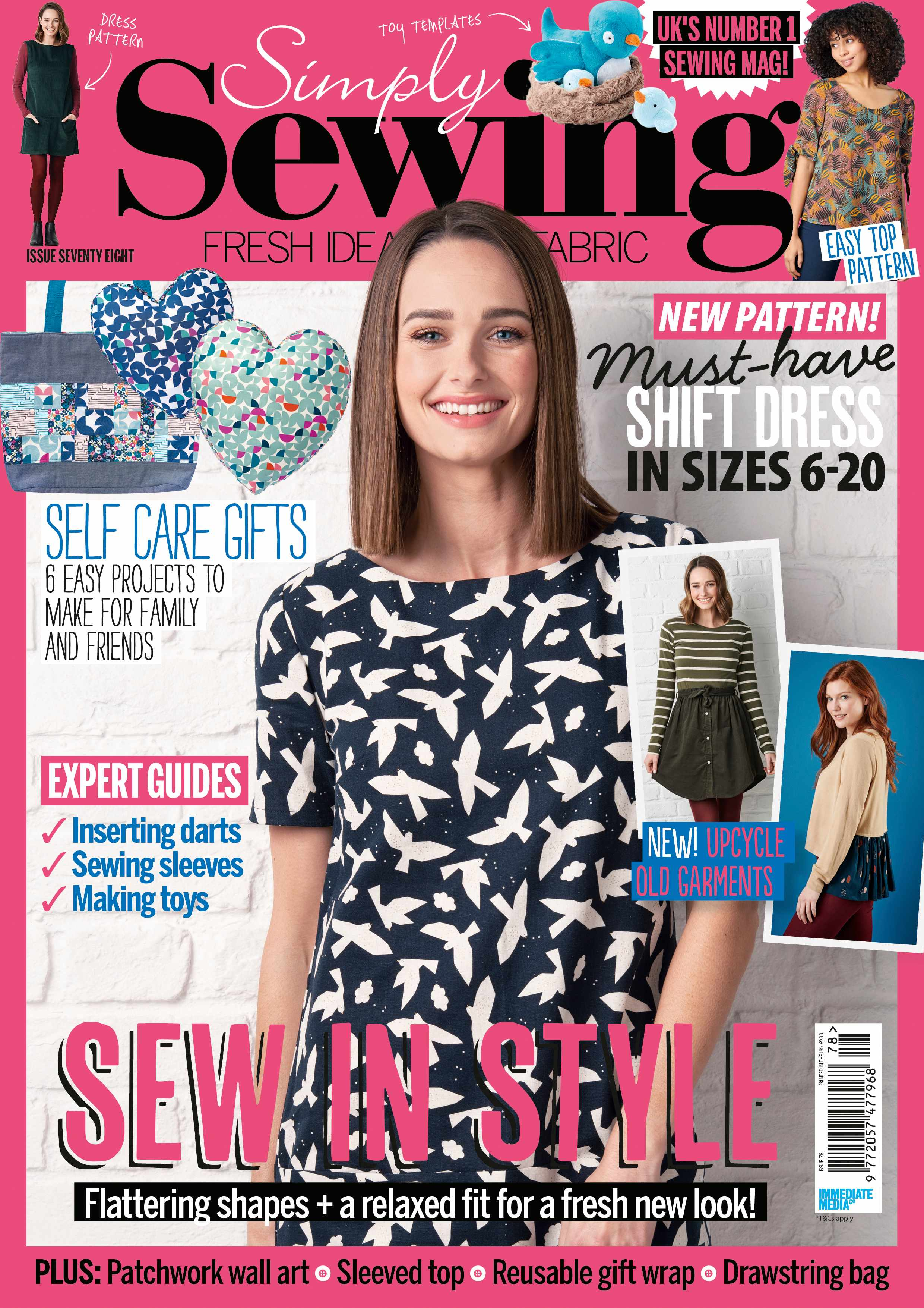 Simply Sewing issue 78
