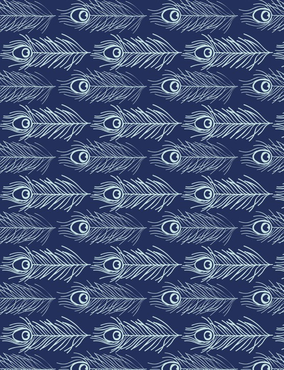 Free peacock paper collection, free PDF5