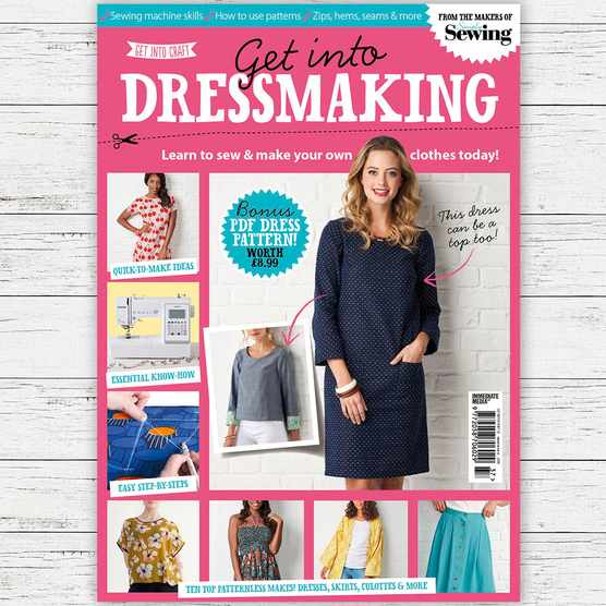 Get into Dressmaking magazine