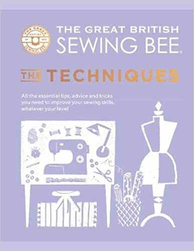 The Great British Sewing Bee book 2021