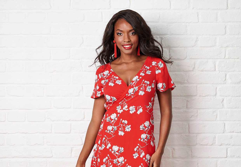 Maria dress pattern