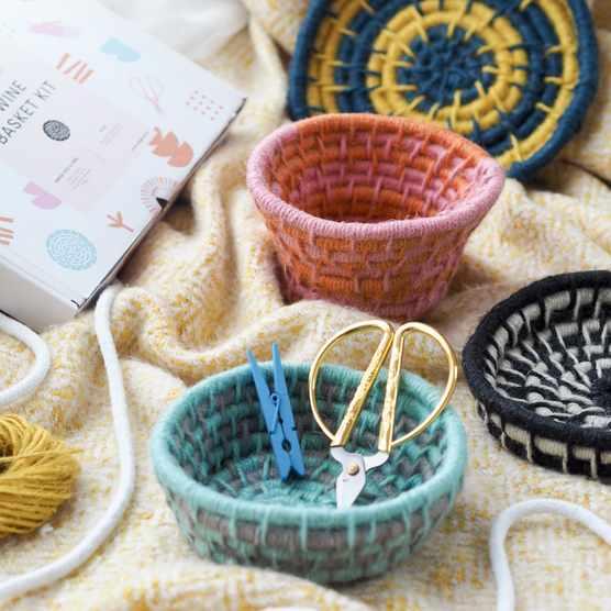 Basket weaving kits 2