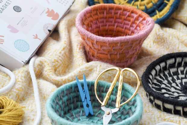 Beginners guide to basket weaving