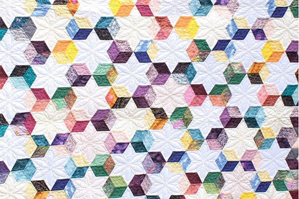 Patchwork and quilting masterclass