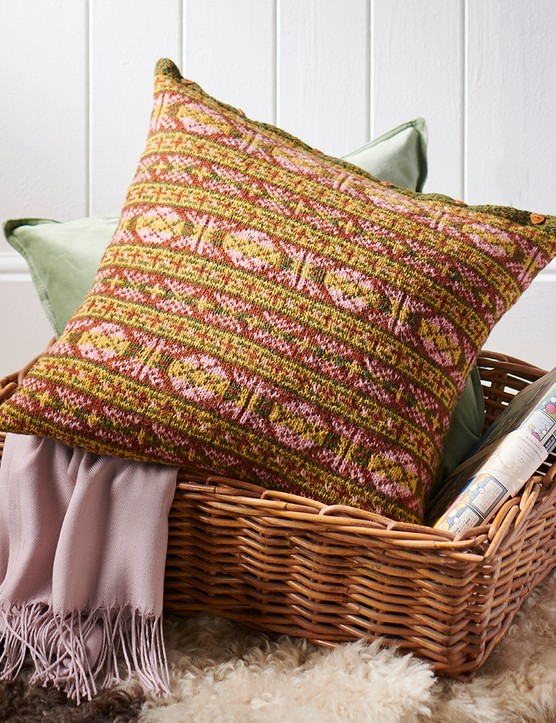 Treat your home to this stylish cushion